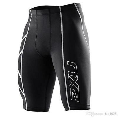 Mens compression shorts, sportswear, cycling,running,gym. 2XU. Free delivery