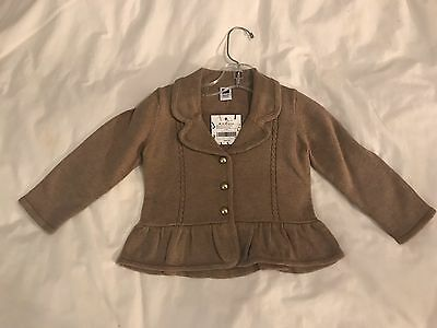 Janie and Jack sweater 12-18montha