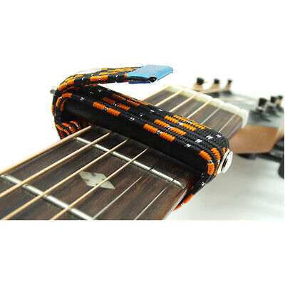 Elastic Multifunctional Guitar Capo Acoustic Classical Electric Quick Release