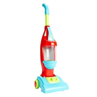 Kids Vacuum Cleaner Play Toy Pretend Kids Plastic Helper Light Up Sounds