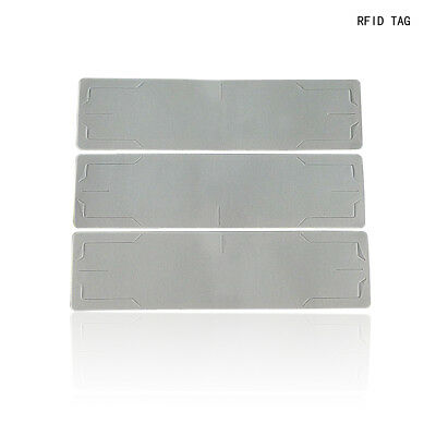 100Pcs Iso18000-6C 18Meters 860-925Mhz Vehicle Windshield Uhf Rfid Tag R124