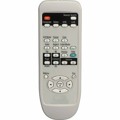 Remote Control for Epson EMP-X5 EMP-X52 US Stock