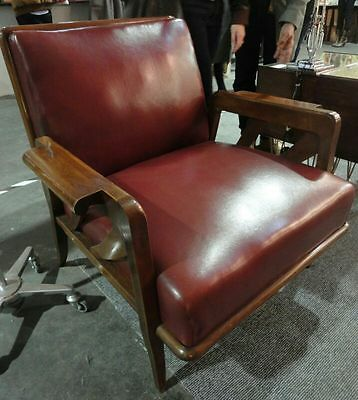 Borsani Ulrich Pair Of Italian Club Chair