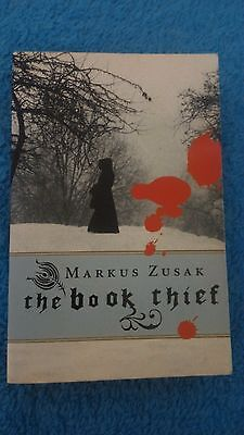 The Book Thief by Markus Zusak - First Australian Edition - SIGNED *** RARE ***