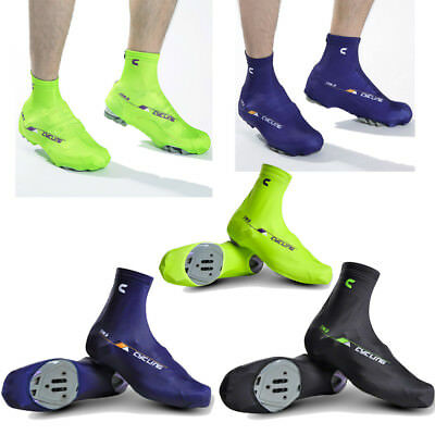 Cycling Road Shoe Covers Mountain MTB Full Bike Winter Windproof Overshoes