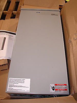 *NEW* Eaton EGSX200NSEA Generator Automatic Transfer Switch 200A N3R 120/240V