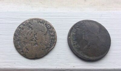 1788 Connecticut Colonial Coins