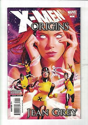 MARVEL COMICS X-Men: Origins Jean Grey #1 OCTOBER 2008