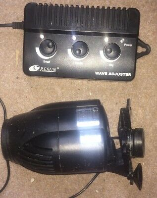 Resun Waver 15000A Wave Maker & Controller 15,000L/h - Marine Tropical Fish Tank
