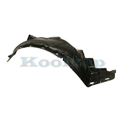 OE Replacement Acura TSX Front Passenger Side Fender Inner Panel Partslink Number AC1249124