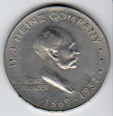 Heinz 1957 Good Luck Coin