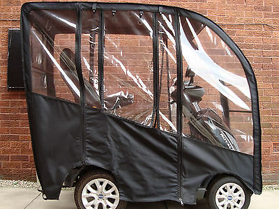Drive Royale 4 Mobility Scooter Canopy.black Mobility Scooter Canopy.