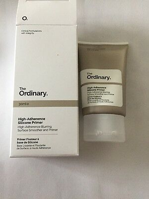 The Ordinary High Adherence Silicon Primer 2ml UK Stock Free P&P