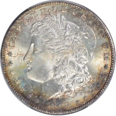 1898-S $1 Morgan Dollar PCGS MS64 CAC