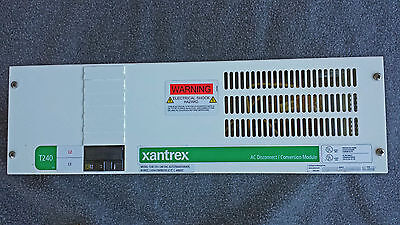 Xantrex Trace Engineering T-240 Autotransformer AC Disconnect-Conversion Module
