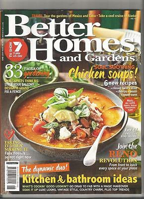 Better Homes And Gardens Magazine 21 Copies Aud