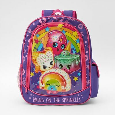 NEW Shopkins Insulated Backpack Kids