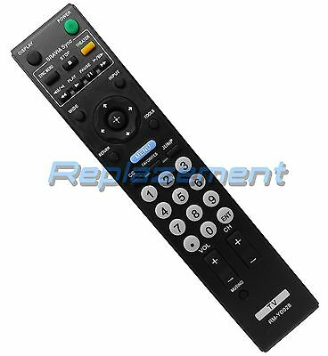 Replaced TV Remote Control For SONY RM-YD028 KDL40S5100 KDL32LL150 KDL32L504
