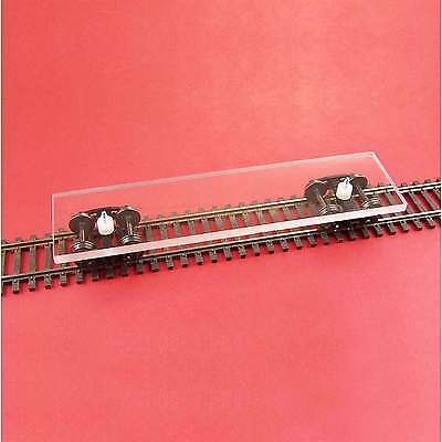 TRACK INSPECTION CAR - Model Trains HO -Find Track Trouble Spots SEE DESCRIPTION