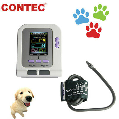 VET Veterinary Blood Pressure Monitor Digital NIBP Machine+ Cuff, Dog/Cat CONTEC