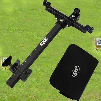 Compound Bow Aiming Accessories Archery Pro Bow Sight Adjustable Aluminum Micro