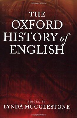 The Oxford History of English - PAPERBACK ** Very Good Condition **