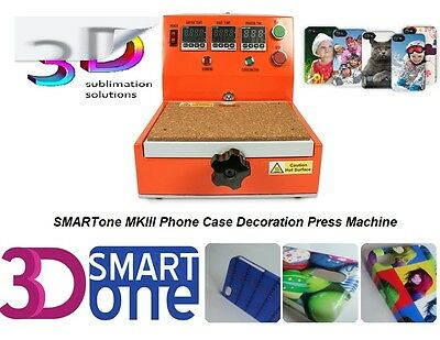 SMARTone MKIII Phone Case Decoration Press Machine / Пресс-машина /