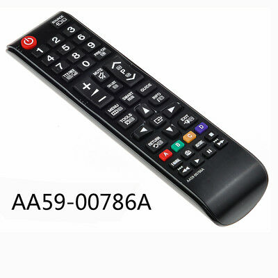 New Replacement AA59-00786A Remote Control for Samsung LED LCD TV 2017