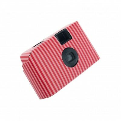 Trendz Disposable Camera - No Flash - Red