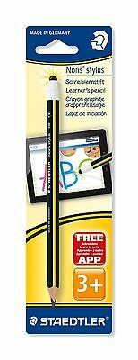 Staedtler Noris Stylus learner's pencil learning to write jumbo HB 2 in 1