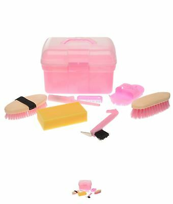 GINNASTICA Lincoln Grooming Kit Pink