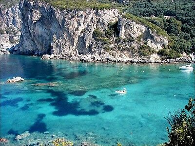 2 x Return Flight Tickets from Norwich to Corfu, Outbound 8/9/17 Inb'd 15/9/17
