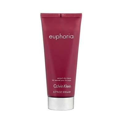 Calvin Klein Euphoria Sensual Body Lotion 200ml for Her, NEW