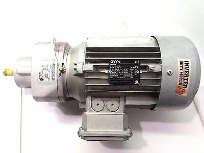 NEW NORD SK 172.1-90S/4 1.5HP 1-1/2HP 230V 400V 460V 4.62:1 350RPM Gear Motor