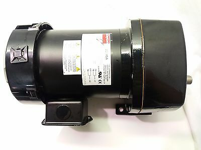 NEW! DAYTON 2Z845 Gear Motor Speed Reducer 1/3HP 115V 276RPM 6:1 Ratio