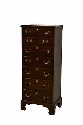 Henkel Harris Solid Mahogany Lingerie Chest (A)