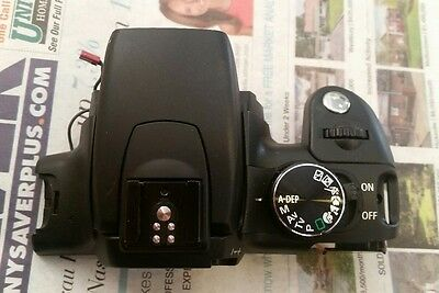 CANON EOS 350D REBEL XT TOP FLASH COVER ASSEMBLY PART REPAIR brand new
