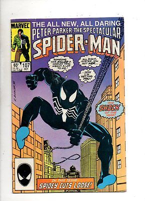 Peter Parker the Spectacular SPIDER-MAN Issue 107, 108, 110 - Marvel Comics