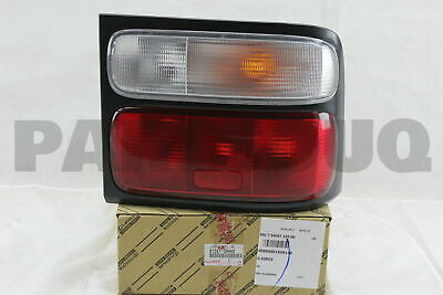 8155136440 Genuine Toyota LENS, REAR COMBINATION LAMP, RH 81551-36440