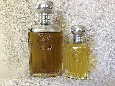 Lot of 2 Vintage Giorgio Beverly Hills 4 oz EDT Spray Close To Full + New 1 oz