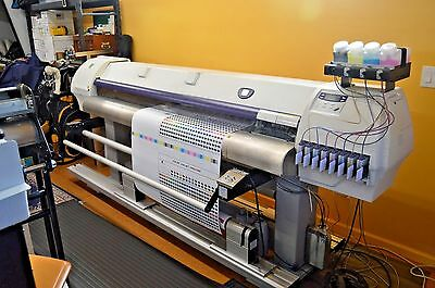 Mutoh RockHopper Extreme 3 (Xerox 8265) with Bulk Ink System and Onyx Postershop