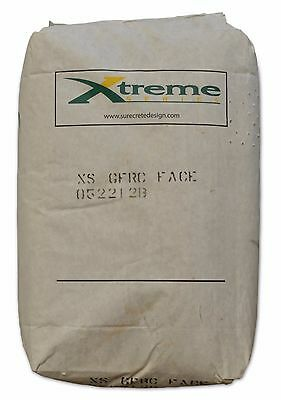 Xtreme GFRC (Face) Bag Mix (50 lbs). For precast concrete applications