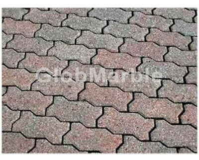 Paver Stone Molds 3030  Concrete Stepping Stone, Pavement Stone, Paving mold
