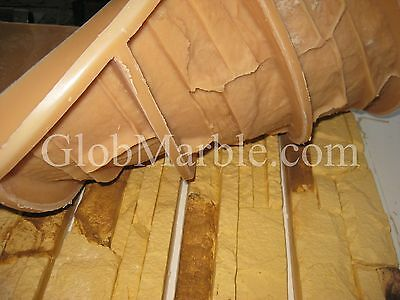 Concrete Mold Veneer Stone VS 601/1. Rubber Concrete Stone Mould
