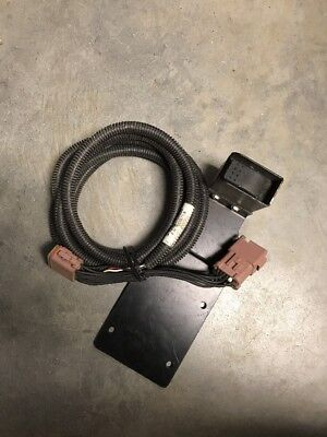 Ag Leader Jump Start Cable With Switch And Bracket