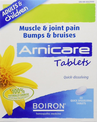 Boiron Arnicare Tablets, 60 Count