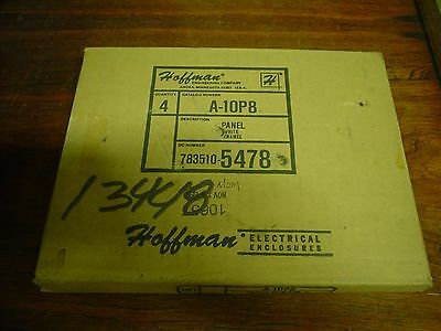 Hoffman A-10P8 - Box of 6 - Enclosure Panels - New other - 60 day warranty