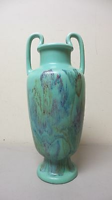 "Rookwood Art Pottery Louise Abel 13.25"" Vase #6005C, Signed & Dated 1928"