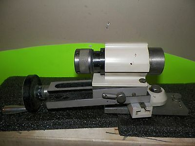 Darex Ball End Mill Sharpening Attachment, 5C Collet Spindle, Sweet, Rare Find