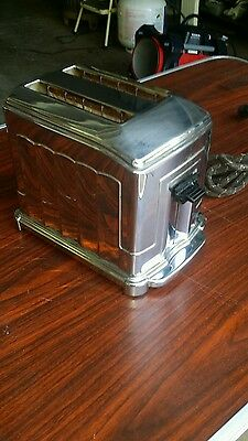 Vintage Mcgraw Electric 1935 Toaster
